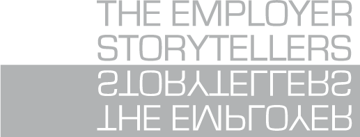 logo the employer storytellers